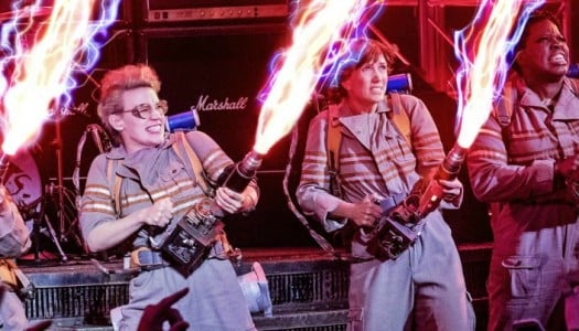 'Ghostbusters' Crosses Safe Space Streams