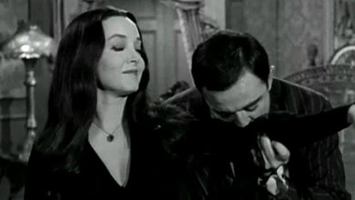 Photo of Morticia and Gomez: An Adult Love Story