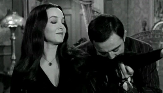 Morticia and Gomez: An Adult Love Story