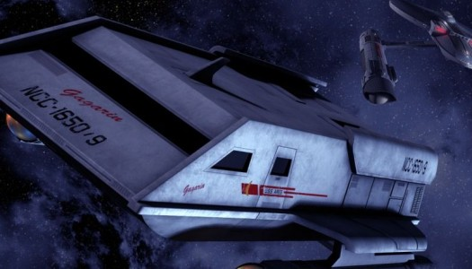 New 'Star Trek' Rules Enrage Team 'Axanar'