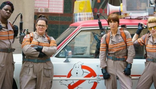 Is Target Doing Ghostbusters Damage Control?