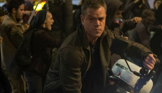HiT Reviews: 'Jason Bourne,' 'Into the Forest'