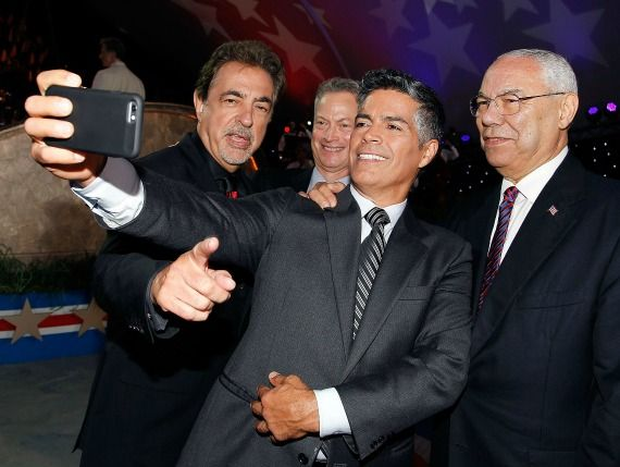 joe-mantegna-colin-powell-gary-sinise-
