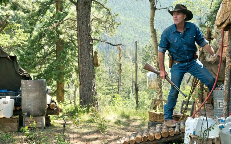 How Longmire Nails That Cool Western Look Hollywood In Toto
