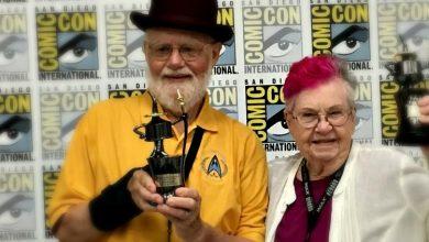 Photo of Meet the Couple That Saved 'Star Trek'