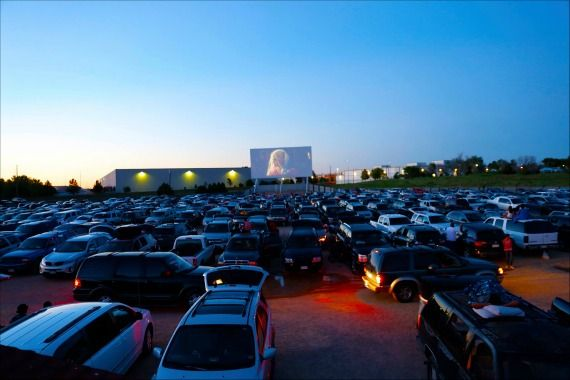 88 drive in theater