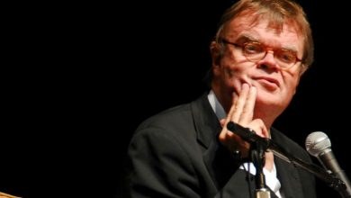 Photo of Radio Host Shreds Keillor's Hateful Trump Rant