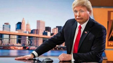 Photo of Trump Impersonator: 'He's Not Going Anywhere'
