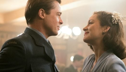'Allied' Sizzles with WWII Heroism, Old School Glamour