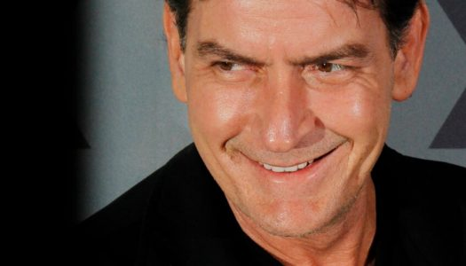 Media Mum as Charlie Sheen Wishes Death to Trump