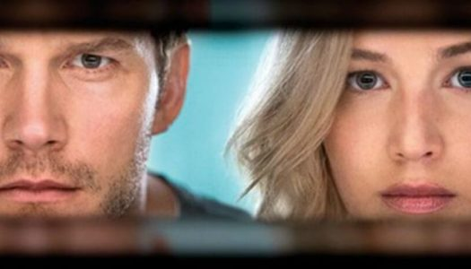 Red State Revenge? J Law's 'Passengers' Bombs