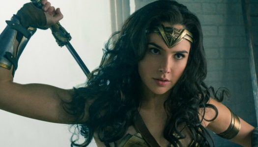 Here's Where You've Seen Wonder Woman Before