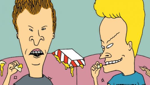 How 'Beavis and Butt-Head' Crushed Rock Posers