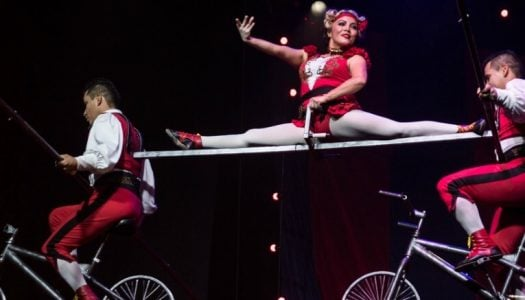 'Circus 1903' Dazzles with Populist Whimsy