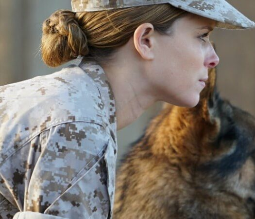 megan leavey free screenings military