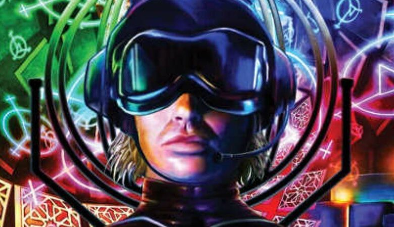 Lawnmower Man Blu ray review