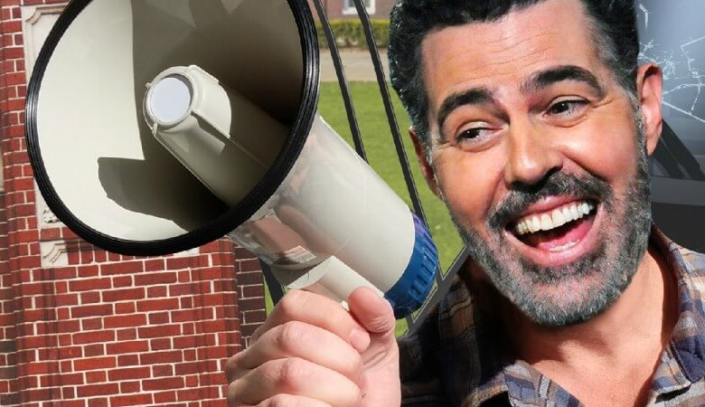 NO_SAFE_SPACES adam carolla interview