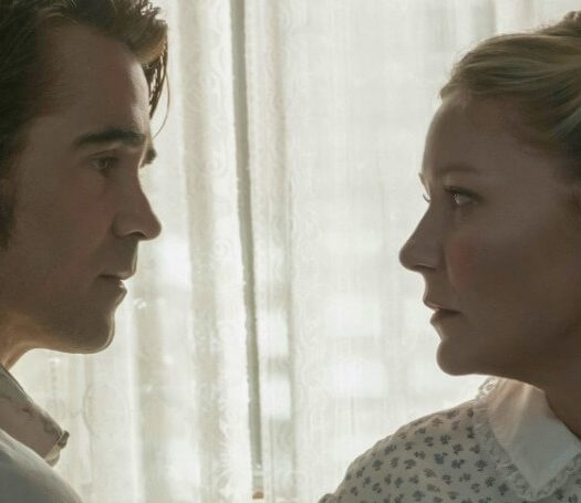 beguiled review colin farrell kirsten dunst