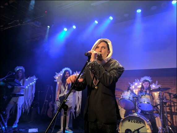 corey feldman greeley concert tour angels