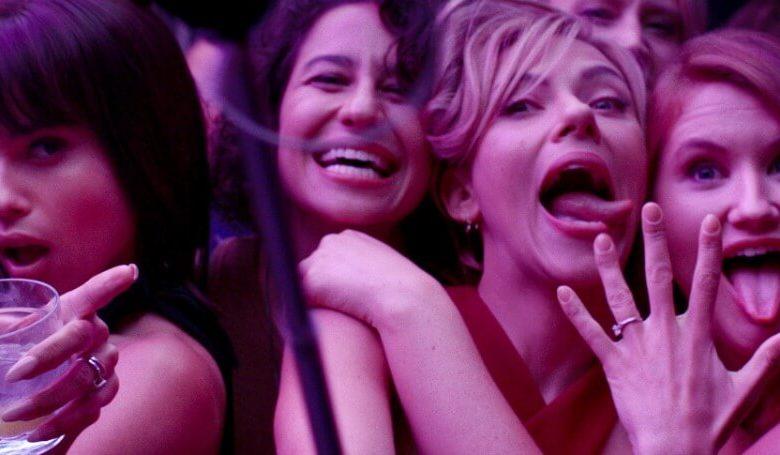 Zoe Kravitz, Ilana Glazer, Jillian Bell in Rough Night