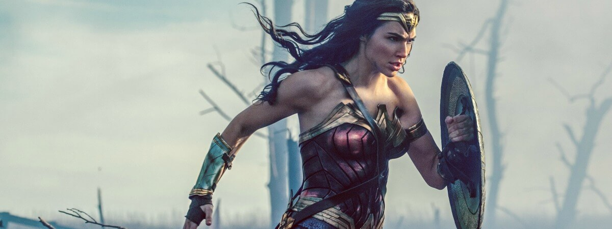 wonder woman review gal gadot