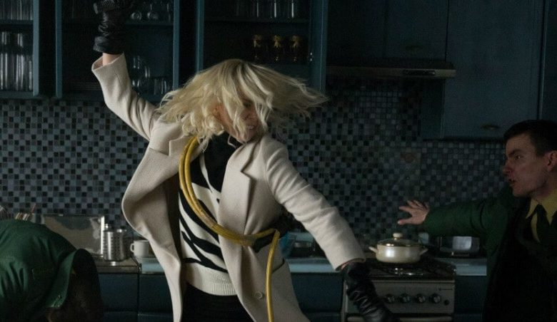 atomic blonde review theron mcavoy