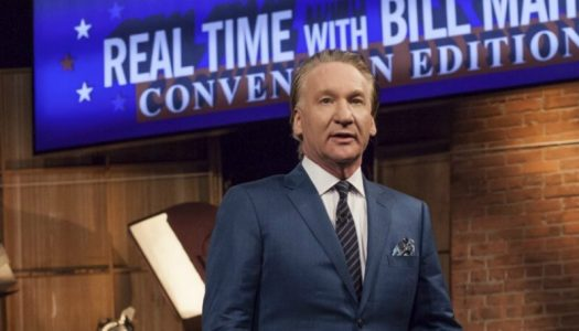 Psst, Bill Maher: Check Out This Liberal Violence