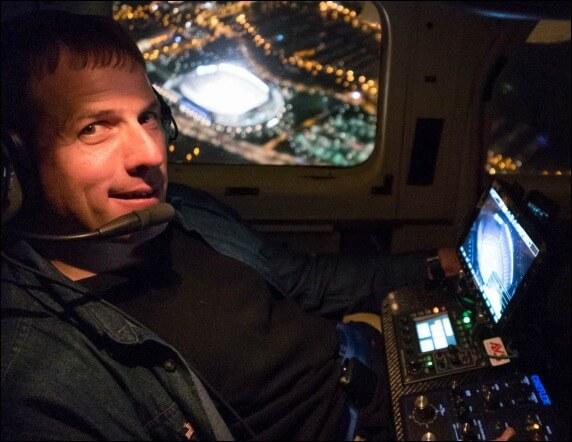 david arnold aerial photographer