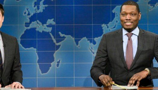 'SNL's Che: Trump's Right, Media Make Sh** Up