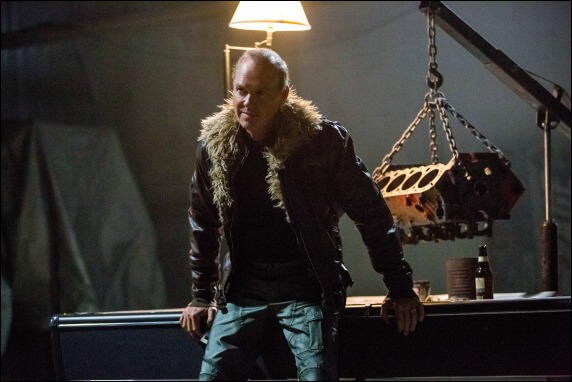 michael keaton vulture spider-man homecoming