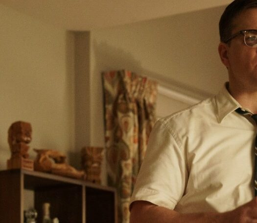 suburbicon hollywood satire damon moore