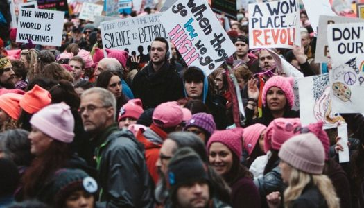 Women's March Declares War on HBO's 'Confederate'