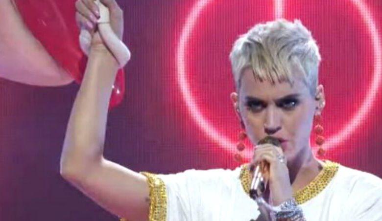MTV VMAs antifa silence
