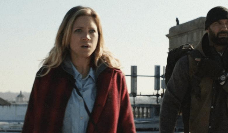 bushwick movie review Brittany Snow Dave Bautista