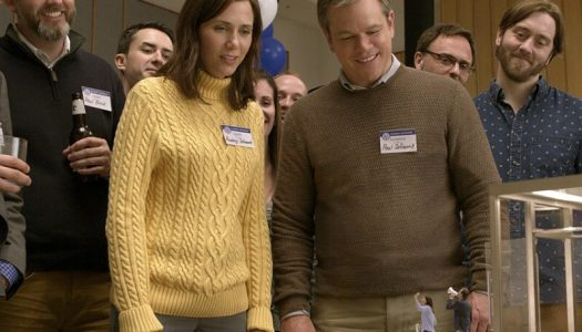Oscar-Bait 'Downsizing' Fears Climate Change, Overpopulation