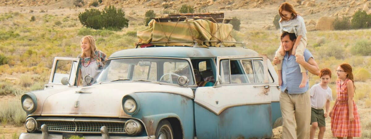 glass castle movie review harrelson watts larson