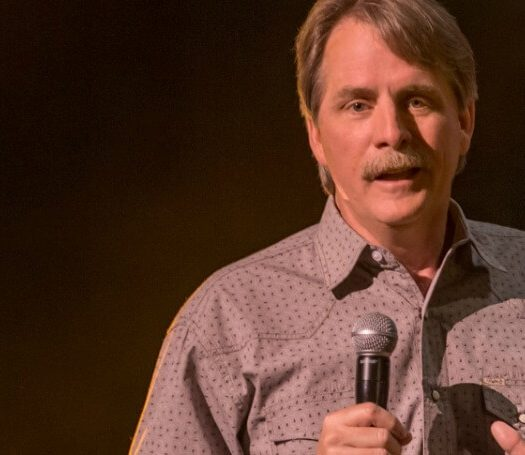 jeff foxworthy interview BBQ tour