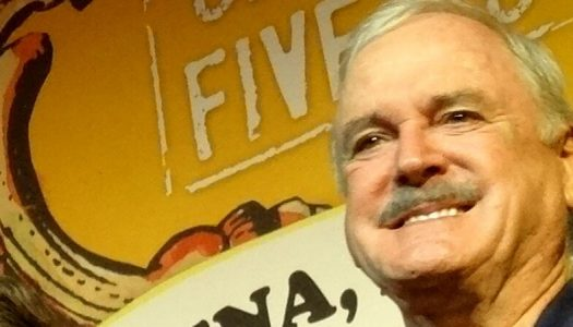 Cleese Cool with Losing Half His Fans (If They Like Trump)