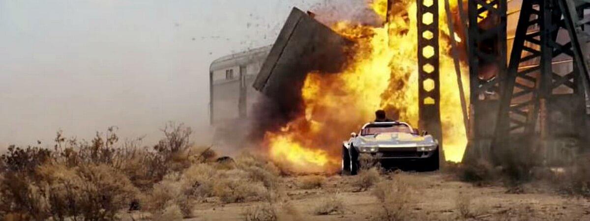 8 unforgettable car stunts