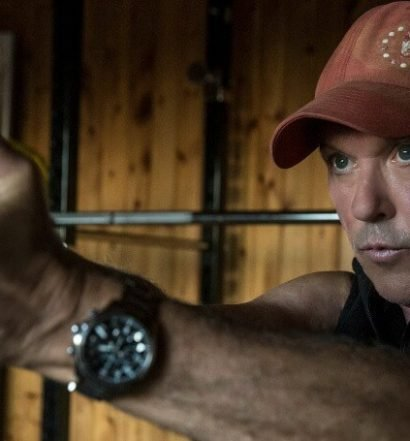 american assassin review michael keaton