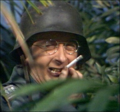 arte johnson laugh in german soldier