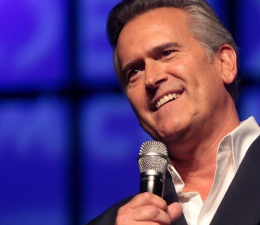 bruce campbell hail to the chin interview