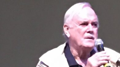Photo of John Cleese Says South Not Ready for 'Life of Brian'