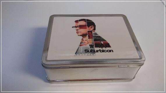 suburbicon lunch box