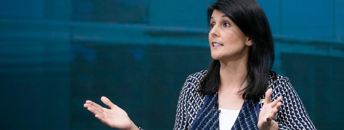 nikki haley late night hosts