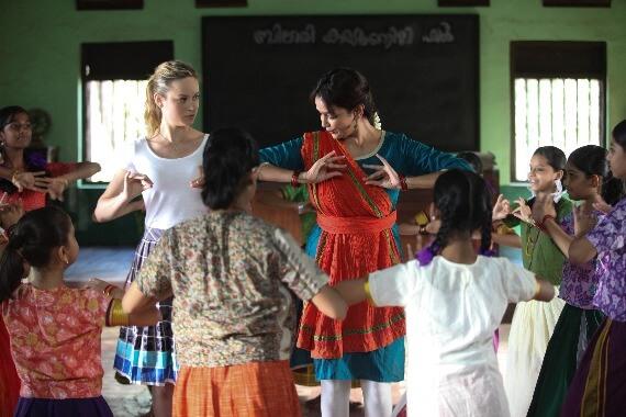 BASMATI BLUES Brie Larson Lakshmi Manchu (1)