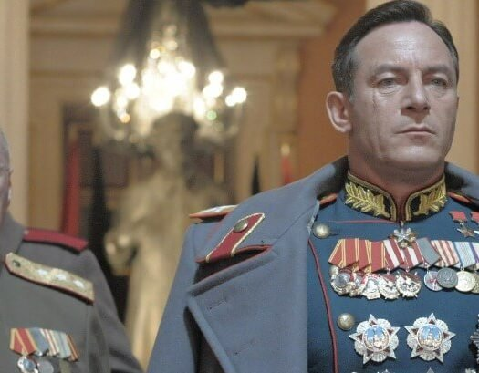 death of stalin review