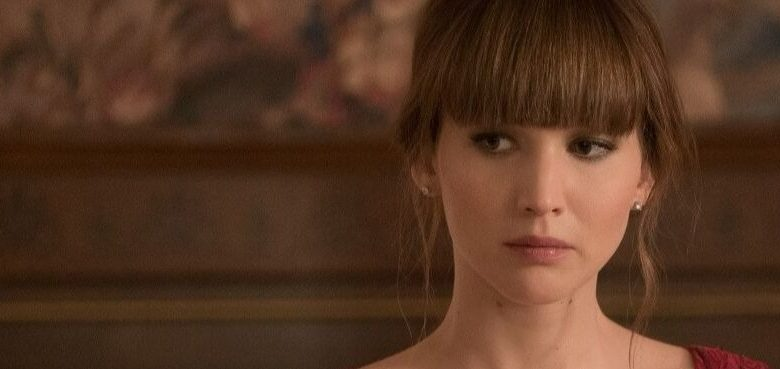 red sparrow review jennifer lawrence