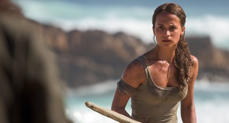 tomb raider review 2018