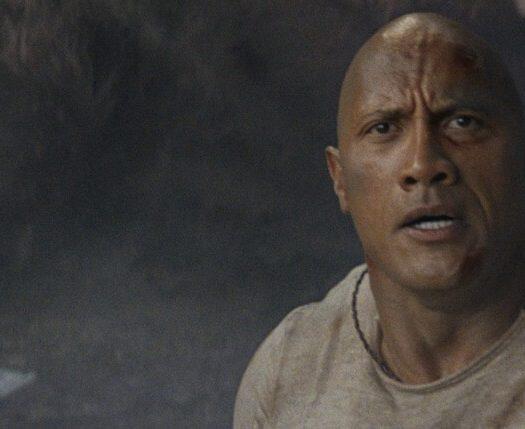 Dwayne Johnson box office movie star politics